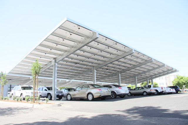 Baja Construction Carports.Solar Carport Installers. Carport ...