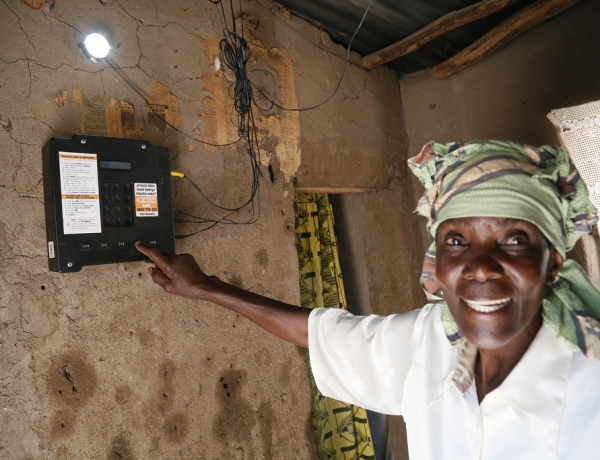 Solar innovations mean we can bring power to the 1 billion who still live without it