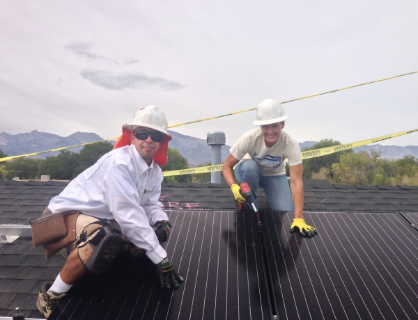 GRID Continues Low-Income Solar Mission With Help From Tesla Donation