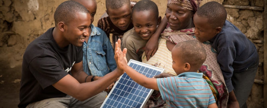 How off-grid solutions can tackle energy poverty