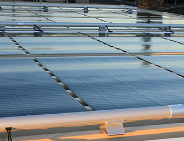 Converting Existing Carports to Solar Carports with Flexible PV Modules