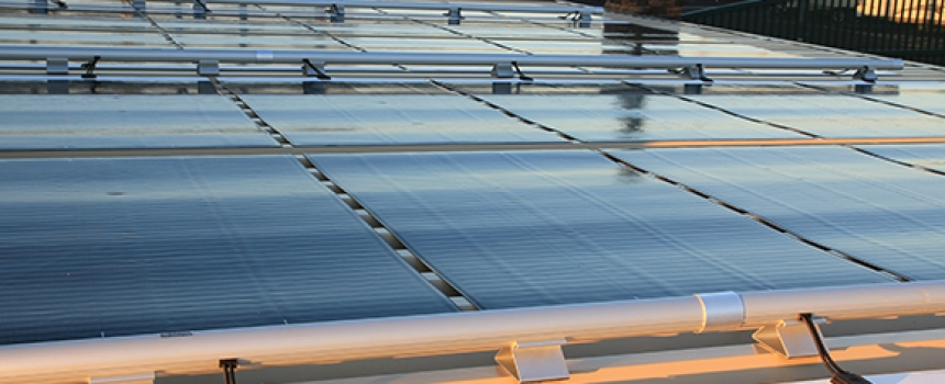 Solar Modules Installed on Carports Provide a Cost-effective Way to Generate Renewable Energy