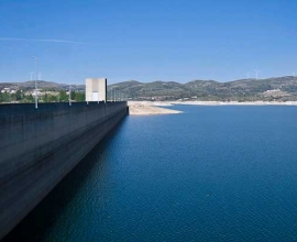 The World's First Power Plant Combining Hydroelectricity and Solar Energy Is Now Open