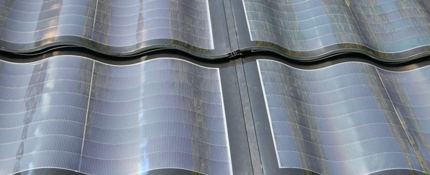 Four new solar panel technologies in pictures