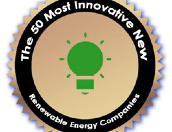 MiaSolé one of The 50 Most Innovative New Renewable Energy Companies