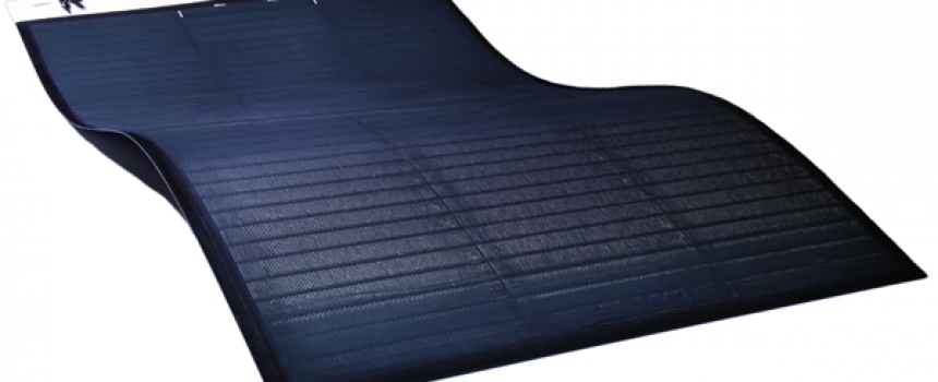 MiaSolé FLEX-02 Modules Ideal for Geo-Membrane Solar Landfill Covers
