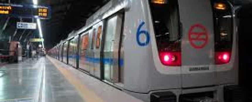 New Delhi Metro to run on solar power by 2017