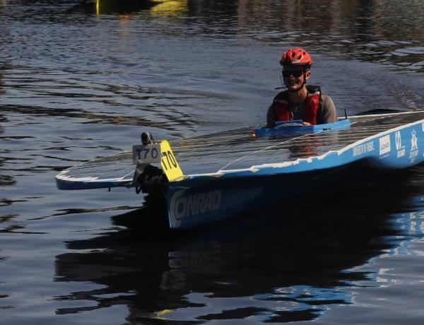 MiaSolé Solar Cells help propel Solar Boat Twente to victory!