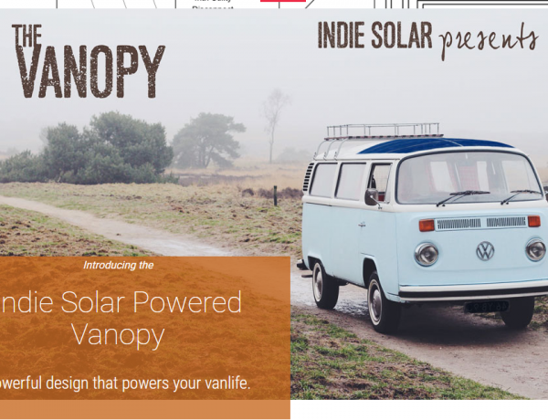 Vanopy – The Future of Solar is Flexible