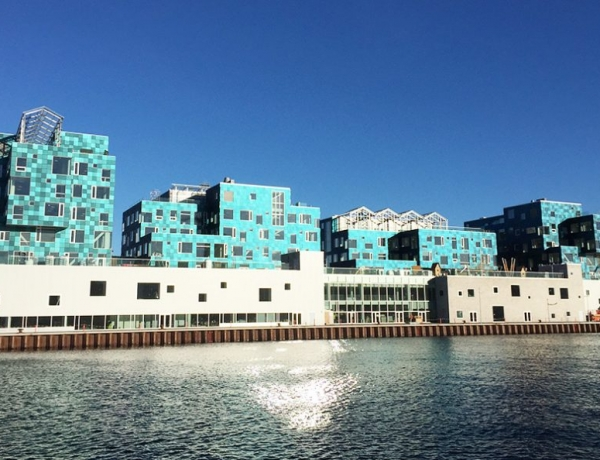 This Danish School Has Installed The World's Largest Solar Facade