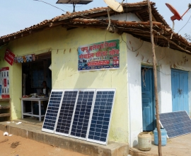 India taps solar, storage to ensure all homes have power in 2018