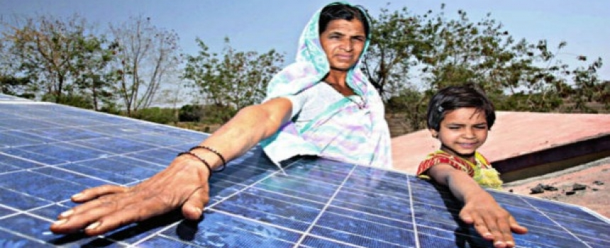 Climate Bright Spot: India's Growing Solar Market