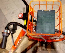 MiaSolé solar modules are perfect for Mobike bike sharing
