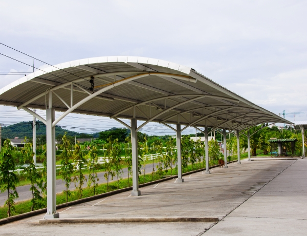 Solar Carports: Flexibility in Design