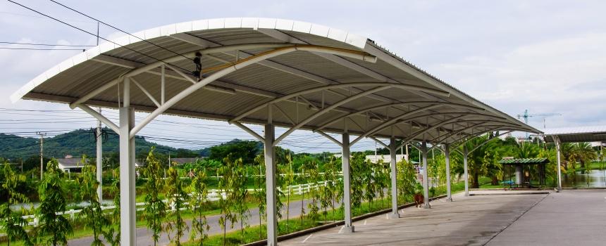Solar Carports: Flexibility in Design