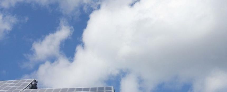 Ireland's first solar farm helping to power Belfast airport