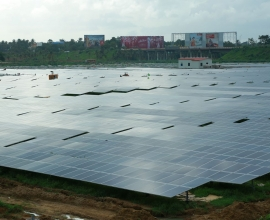 Seven cool solar installations at U.S. airports